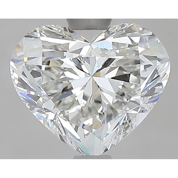 1.90 Carat Heart Loose Diamond, H, VS2, Super Ideal, GIA Certified | Thumbnail