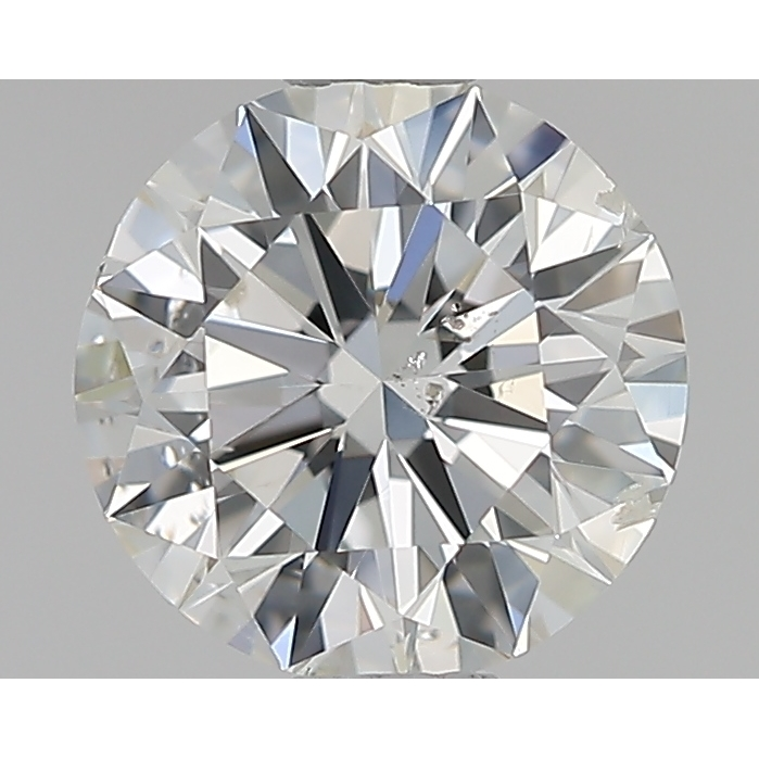 1.00 Carat Round Loose Diamond, H, SI2, Super Ideal, GIA Certified