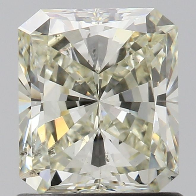 1.01 Carat Radiant Loose Diamond, M, SI1, Super Ideal, GIA Certified | Thumbnail
