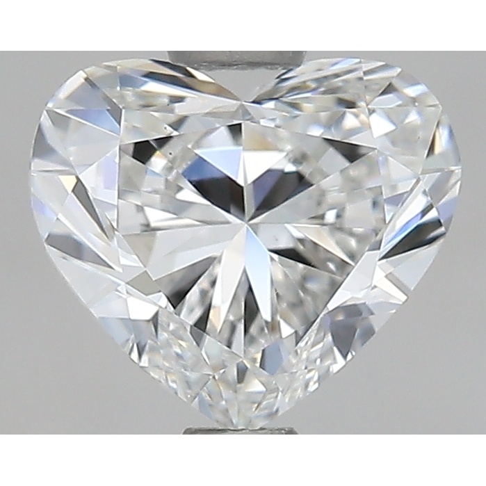 1.20 Carat Heart Loose Diamond, G, VS2, Excellent, GIA Certified
