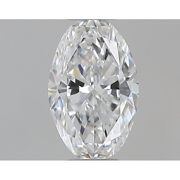 0.30 Carat Oval Loose Diamond, E, VS2, Excellent, GIA Certified