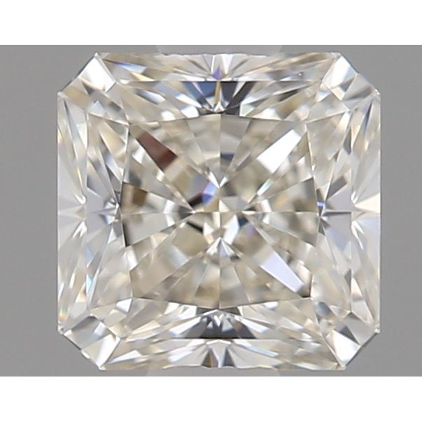 0.52 Carat Radiant Loose Diamond, J, VVS1, Excellent, GIA Certified | Thumbnail