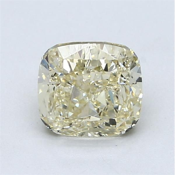 1.41 Carat Cushion Loose Diamond, FLBY FLBY, VVS2, Excellent, GIA Certified