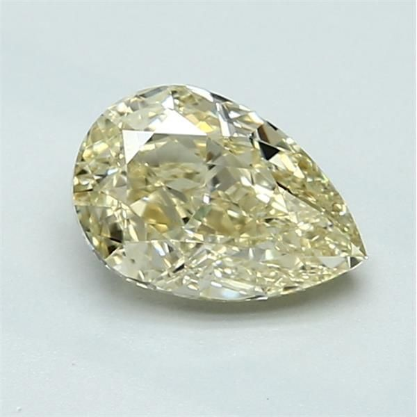 1.01 Carat Pear Loose Diamond, FLBY FLBY, VS1, Excellent, GIA Certified