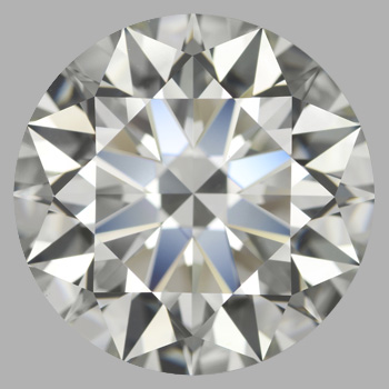 12.31 Carat Round Loose Diamond, I, VS1, Super Ideal, GIA Certified