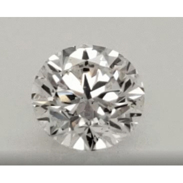 1.65 Carat Round Loose Diamond, F, SI1, Super Ideal, GIA Certified