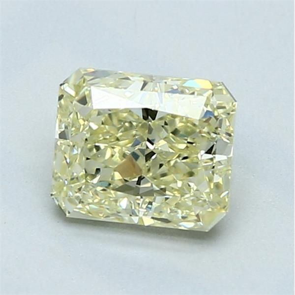 1.11 Carat Radiant Loose Diamond, FLY FLY, VS2, Excellent, GIA Certified