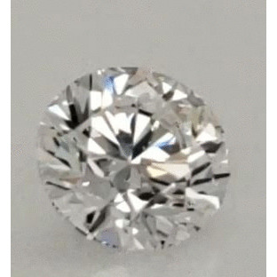 1.41 Carat Round Loose Diamond, E, SI1, Super Ideal, GIA Certified