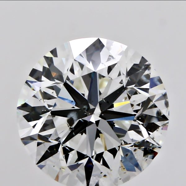 1.00 Carat Round Loose Diamond, G, I1, Excellent, GIA Certified