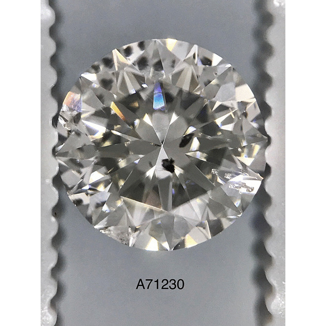 1.20 Carat Round Loose Diamond, I, SI2, Excellent, GIA Certified
