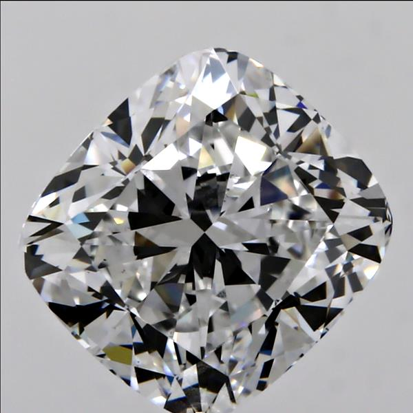 2.02 Carat Cushion Loose Diamond, E, VS1, Excellent, GIA Certified