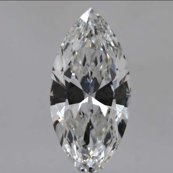 0.71 Carat Marquise Loose Diamond, G, VS1, Super Ideal, GIA Certified