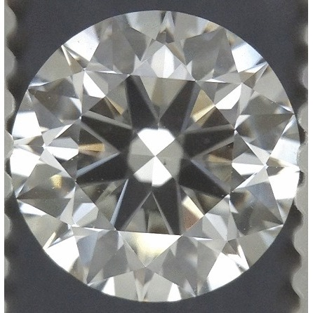 1.21 Carat Round Loose Diamond, I, VS2, Super Ideal, GIA Certified