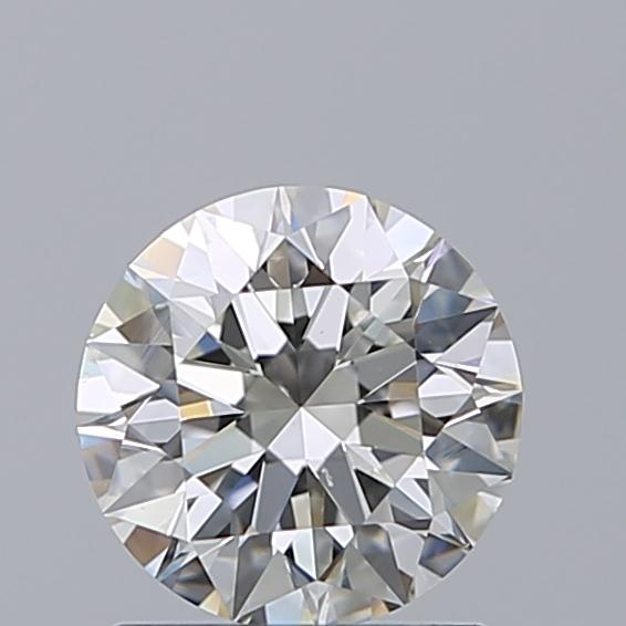 1.01 Carat Round Loose Diamond, I, SI1, Super Ideal, GIA Certified