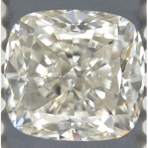 1.01 Carat Cushion Loose Diamond, J, VS2, Excellent, GIA Certified