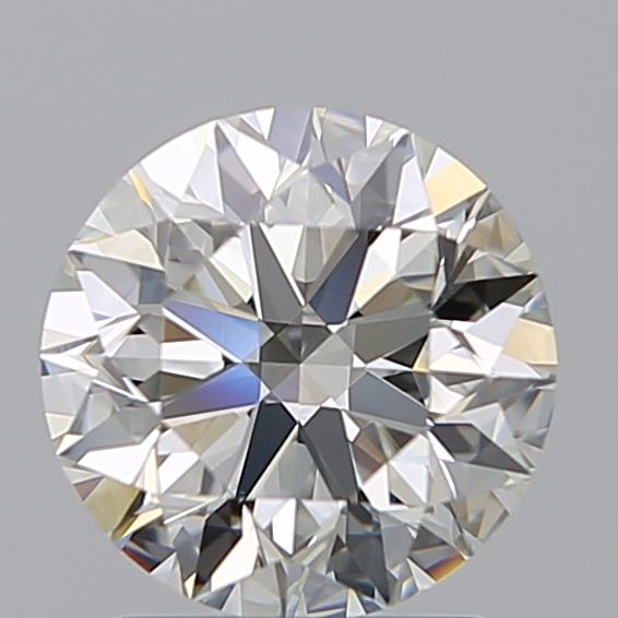 1.64 Carat Round Loose Diamond, I, VVS1, Super Ideal, GIA Certified