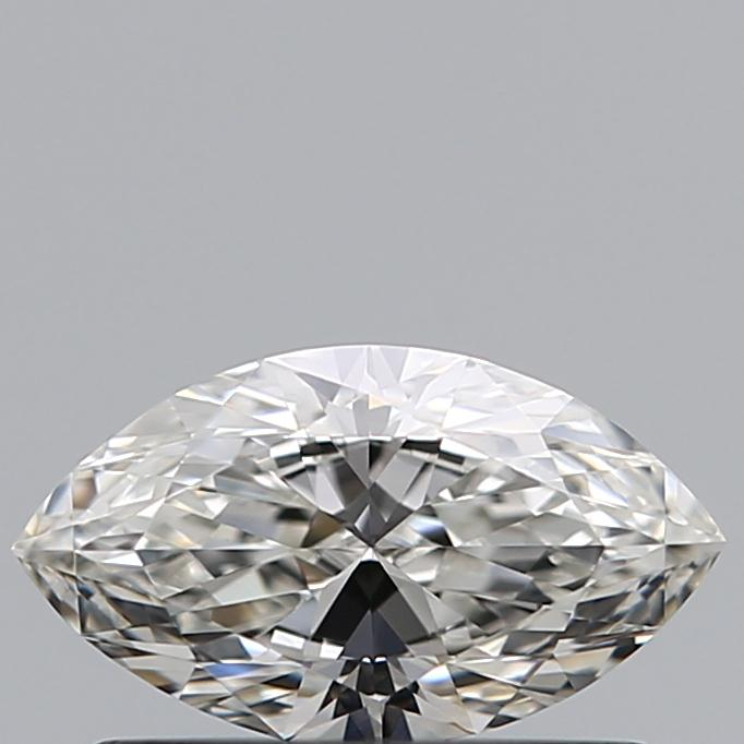 0.44 Carat Marquise Loose Diamond, G, VVS2, Super Ideal, GIA Certified