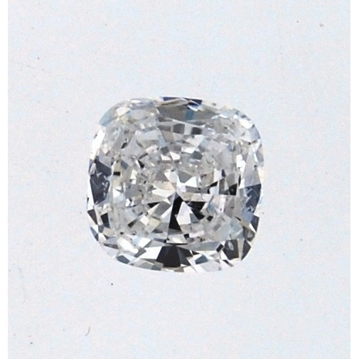 0.86 Carat Cushion Loose Diamond, D, SI2, Very Good, GIA Certified | Thumbnail