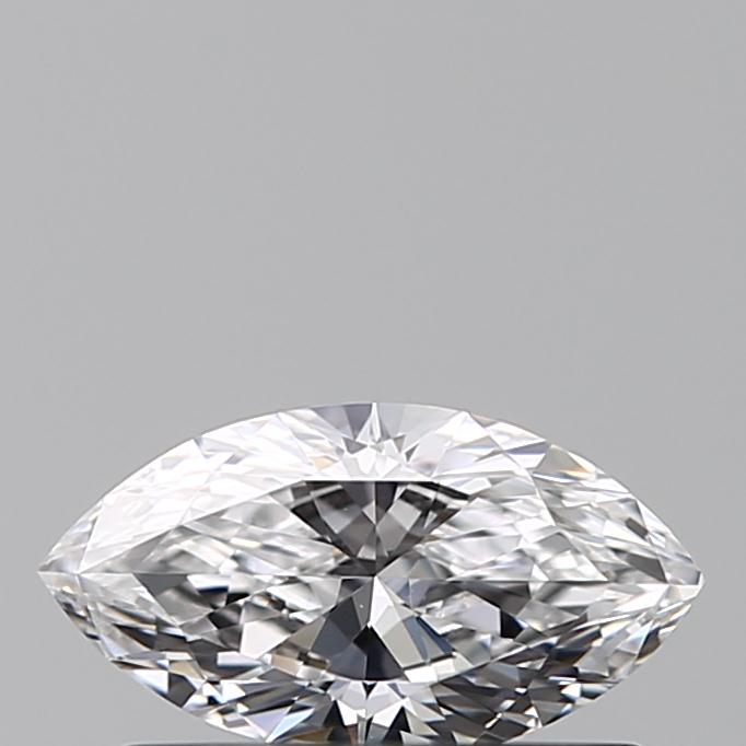 0.32 Carat Marquise Loose Diamond, D, VS2, Super Ideal, GIA Certified