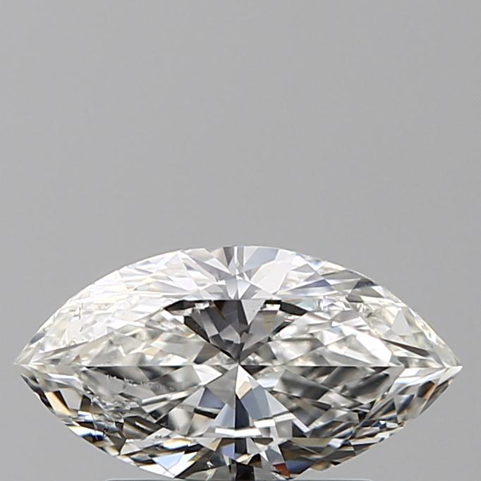 0.72 Carat Marquise Loose Diamond, G, SI1, Ideal, GIA Certified