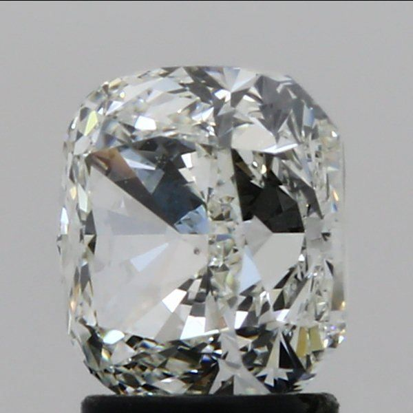 0.90 Carat Cushion Loose Diamond, K, SI1, Excellent, GIA Certified