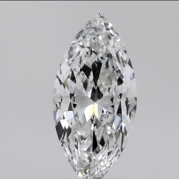 0.30 Carat Marquise Loose Diamond, F, SI2, Ideal, GIA Certified