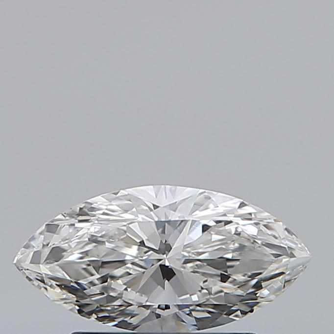 0.59 Carat Marquise Loose Diamond, G, VS2, Super Ideal, GIA Certified | Thumbnail