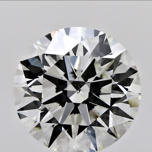 1.09 Carat Round Loose Diamond, I, VS2, Super Ideal, GIA Certified