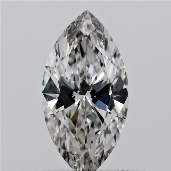 0.32 Carat Marquise Loose Diamond, I, VVS2, Ideal, GIA Certified