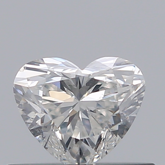 0.32 Carat Heart Loose Diamond, H, SI1, Ideal, GIA Certified