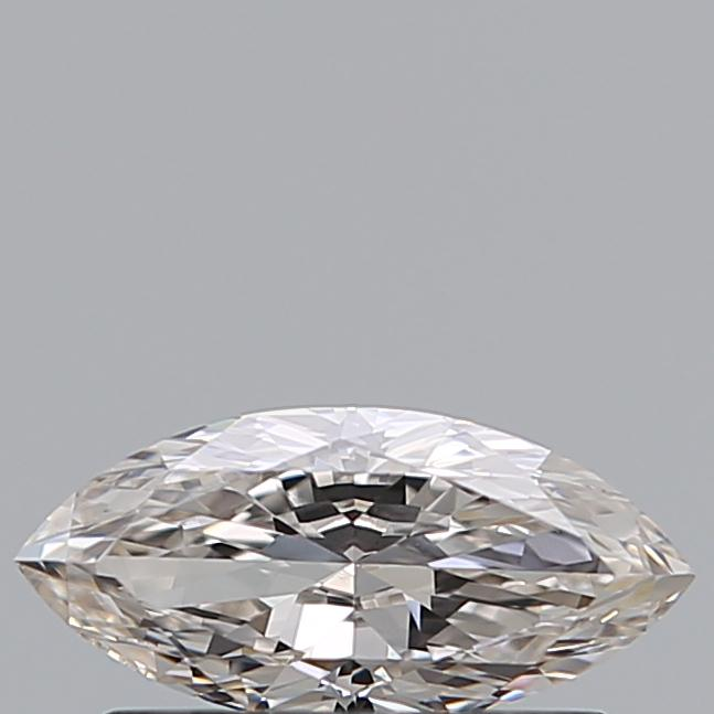 0.32 Carat Marquise Loose Diamond, I, IF, Ideal, GIA Certified