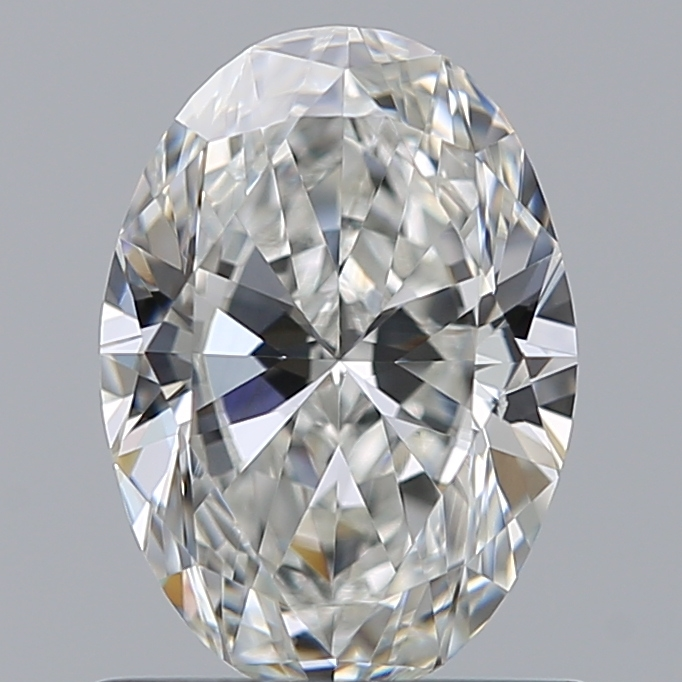 0.80 Carat Oval Loose Diamond, G, VS2, Ideal, GIA Certified