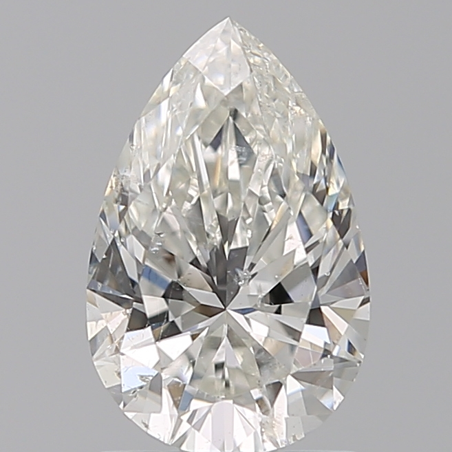 1.20 Carat Pear Loose Diamond, H, SI2, Super Ideal, GIA Certified