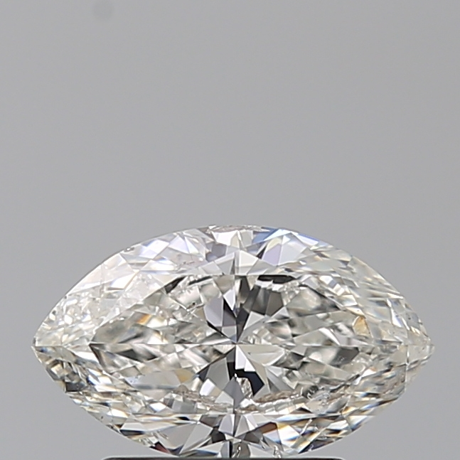1.00 Carat Marquise Loose Diamond, H, SI2, Ideal, GIA Certified