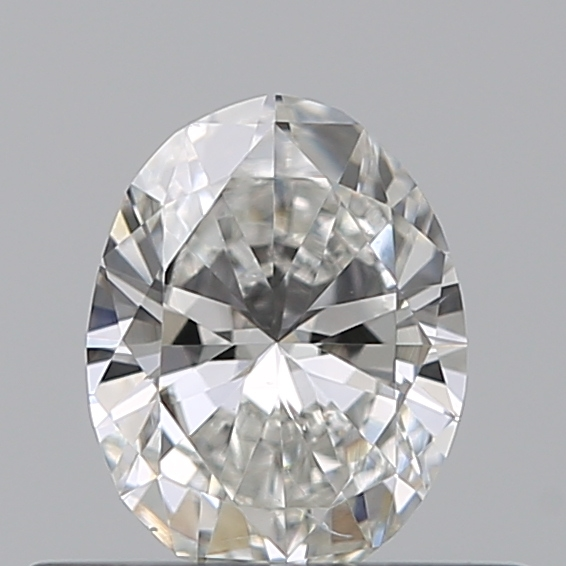 0.32 Carat Oval Loose Diamond, F, SI1, Excellent, GIA Certified