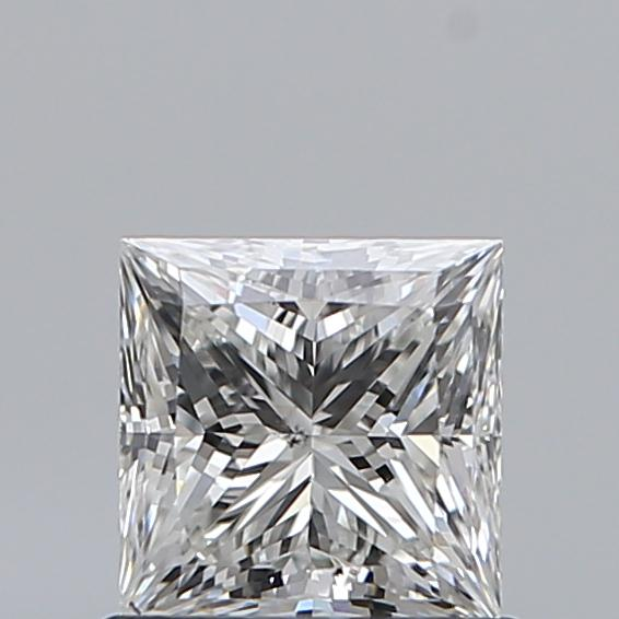 0.80 Carat Princess Loose Diamond, G, SI1, Super Ideal, GIA Certified