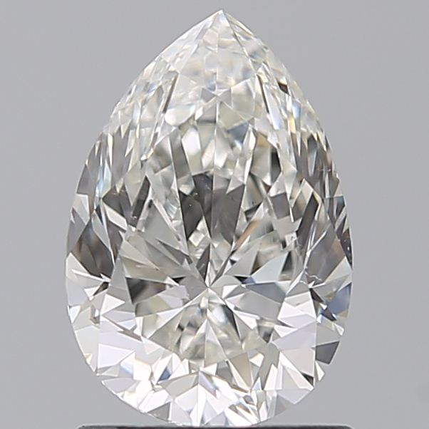 1.20 Carat Pear Loose Diamond, I, VS2, Excellent, GIA Certified