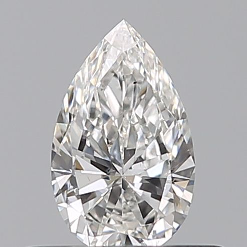 0.31 Carat Pear Loose Diamond, F, VS2, Excellent, GIA Certified