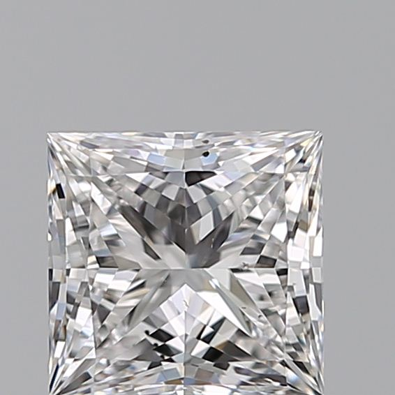 0.80 Carat Princess Loose Diamond, E, SI1, Super Ideal, GIA Certified