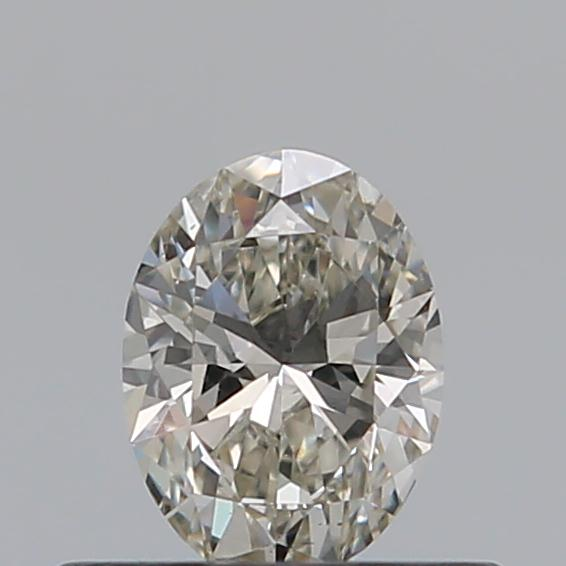 0.30 Carat Oval Loose Diamond, K, VS1, Ideal, GIA Certified