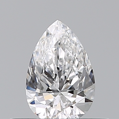 0.30 Carat Pear Loose Diamond, D, VS2, Super Ideal, GIA Certified | Thumbnail