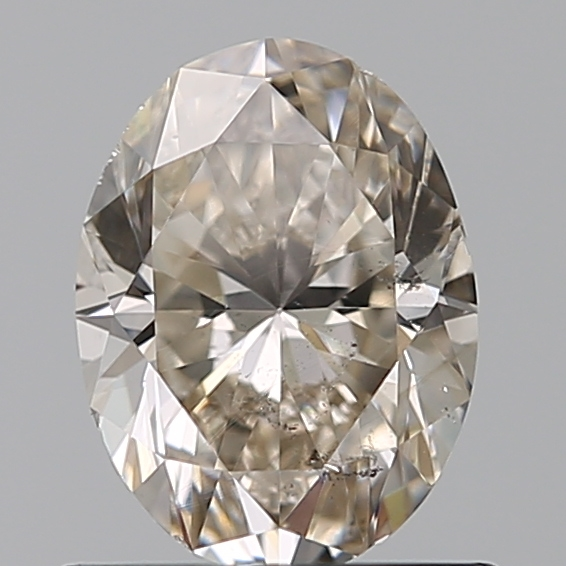 0.70 Carat Oval Loose Diamond, M, SI1, Excellent, GIA Certified