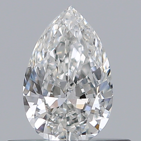 0.34 Carat Pear Loose Diamond, G, VS2, Ideal, GIA Certified