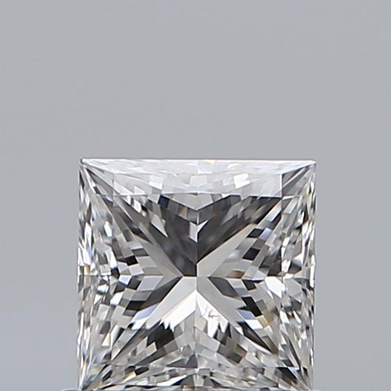 0.70 Carat Princess Loose Diamond, G, VS2, Ideal, GIA Certified
