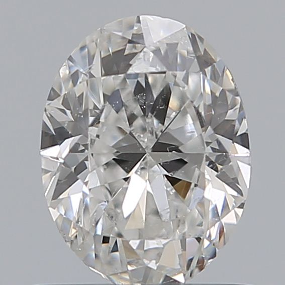 0.70 Carat Oval Loose Diamond, E, SI2, Excellent, GIA Certified