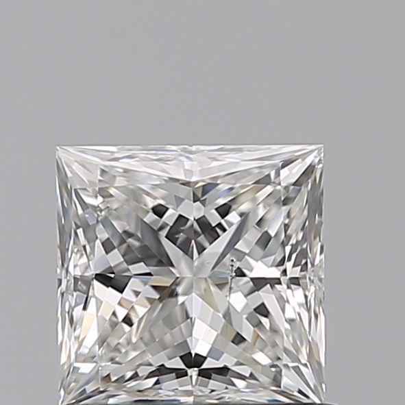 0.80 Carat Princess Loose Diamond, G, SI2, Super Ideal, GIA Certified
