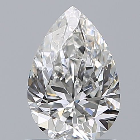 0.80 Carat Pear Loose Diamond, G, VS2, Excellent, GIA Certified