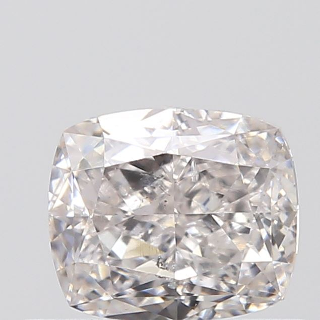 0.51 Carat Cushion Loose Diamond, H, SI2, Excellent, GIA Certified