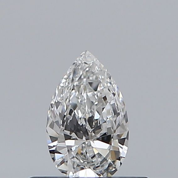 0.29 Carat Pear Loose Diamond, E, VS1, Excellent, GIA Certified | Thumbnail
