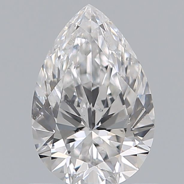 0.70 Carat Pear Loose Diamond, D, SI1, Super Ideal, GIA Certified